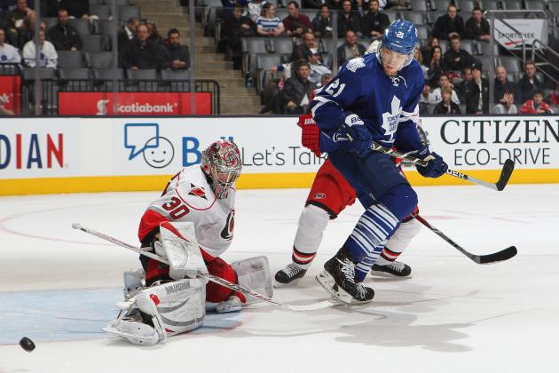 Toronto Maple Leafs' Blueprint for Reaching the Postseason in 2013