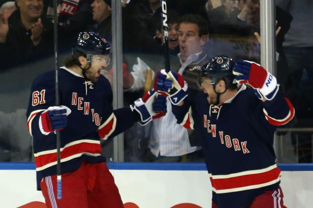 Do the NY Rangers Have the Most Talented Roster in the NHL?