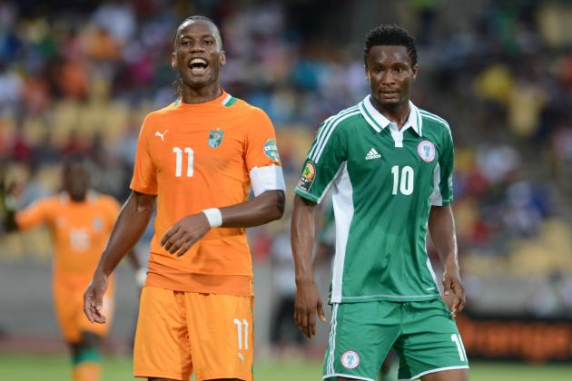 Nigeria vs. Mali: The Men That Matter