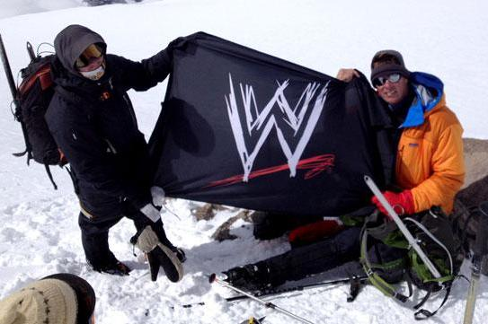 JBL Climbing Mountains and the 10 Coolest Things Wrestlers Have Done for Charity