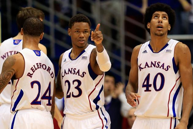 Kansas Basketball: One Improvement Each Jayhawk Must Make for Final Four Run