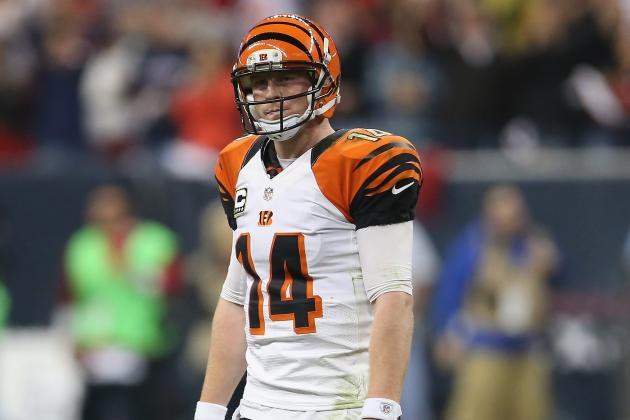 Cincinnati Bengals: Where These 3 Bengals Stars Must Improve in 2013