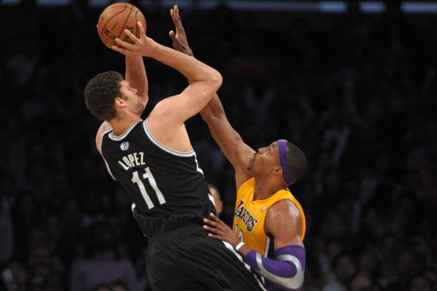 Which NBA Center Has the Brighter Future, Brook Lopez or Dwight Howard?