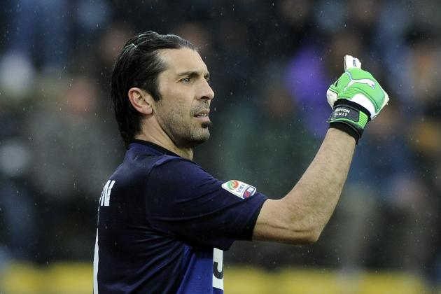 Ranking the Top 5 Goalkeepers in Serie A This Season