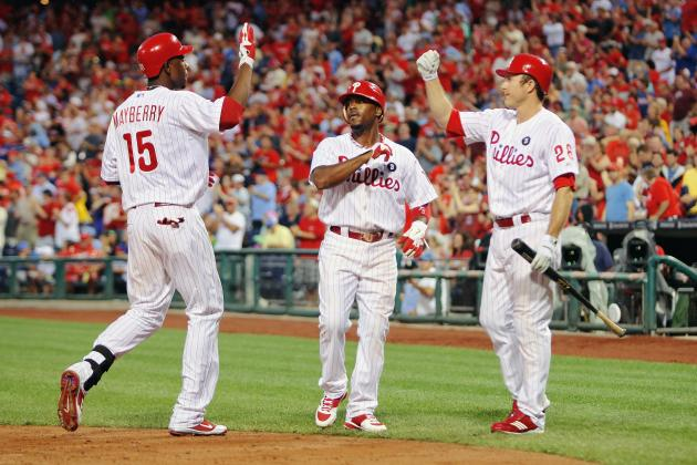 Ranking the Phillies' 25 Best Series on the 2013 Schedule