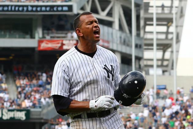 Breaking Down the Most Bizarre New Twists to the Alex Rodriguez PED Story
