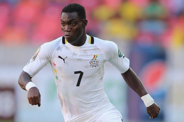 Ghana vs. Burkina Faso: The Men Who Matter