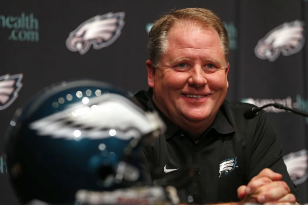 Philadelphia Eagles:  4 Ways Chip Kelly Will Change the NFL Status Quo