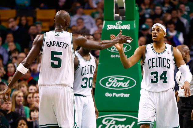 Grading Each Boston Celtics Player's Performance since Rajon Rondo's Injury