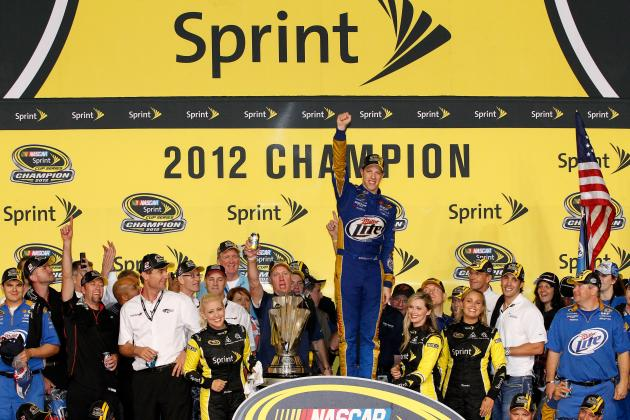 Ranking the 10 Drivers Who Have the Best Shot to Unseat Brad Keselowski in 2013
