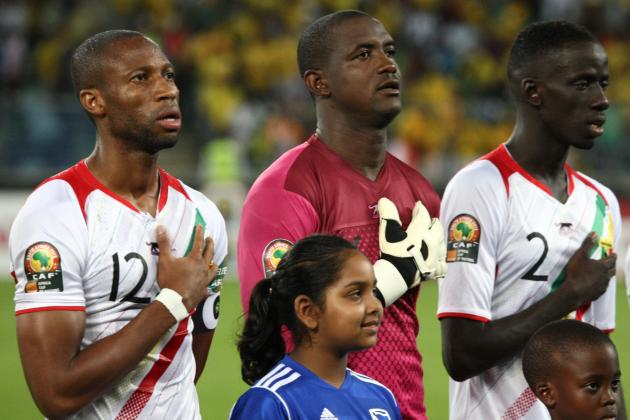 AFCON Semifinal Preview & Players to Watch