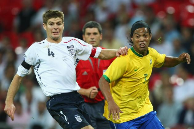 England vs. Brazil: Scoring the Key Battles