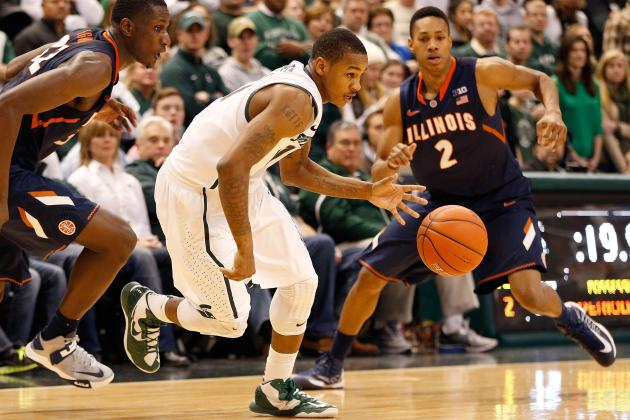 Michigan State Basketball: Midseason Report Card for the Spartans