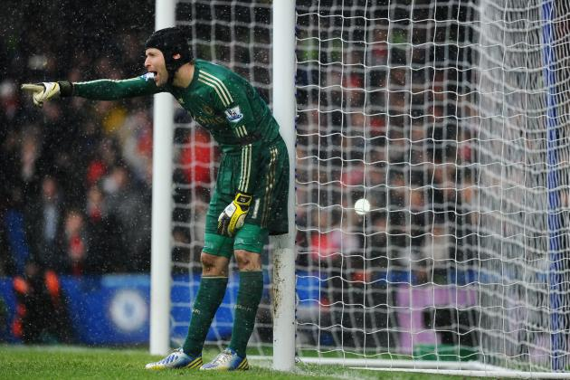 Petr Cech: Comparing the Chelsea Goalkeeper to the Best in the EPL