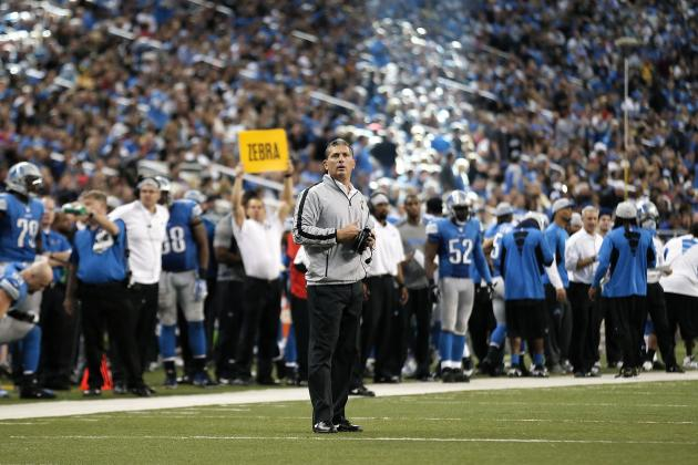 The Biggest Offseason Priorities for the Detroit Lions