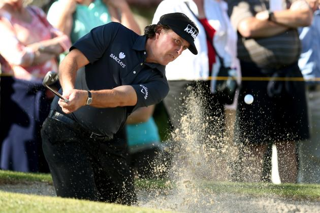 Who's Hot and Who's Not Entering AT&T Pebble Beach National Pro-Am