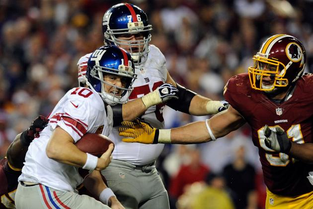 5 Things That Must Change for the New York Giants in 2013