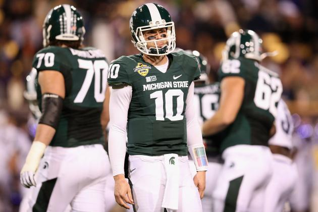 Michigan State Football: 5 Realistic Predictions for the Spartans' 2013 Season