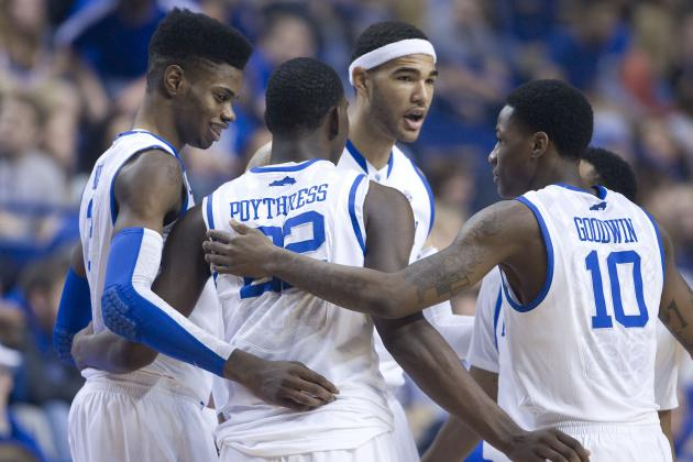 Kentucky Basketball: Predicting NBA Success Rate for Wildcats