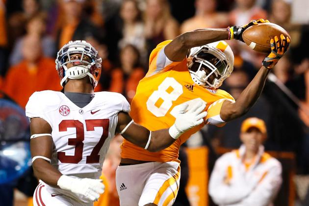 2013 NFL Mock Draft: Full First Round Predictions as We Enter NFL's Offseason