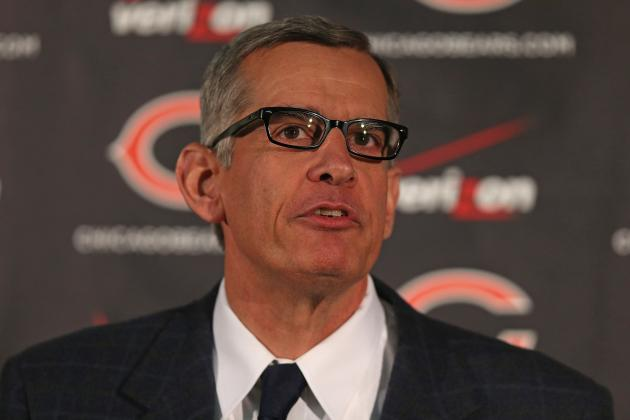 Biggest Offseason Priorities for the Chicago Bears