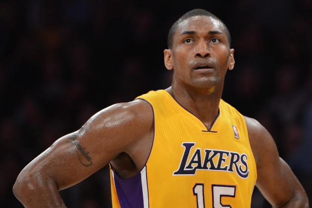 Ranking Metta World Peace with This Generation's Most Suspended Troublemakers