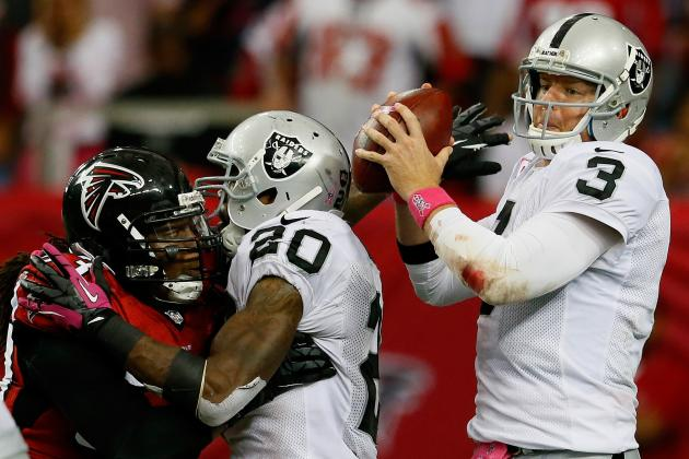 Oakland Raiders: Where These 5 Stars Must Improve in 2013