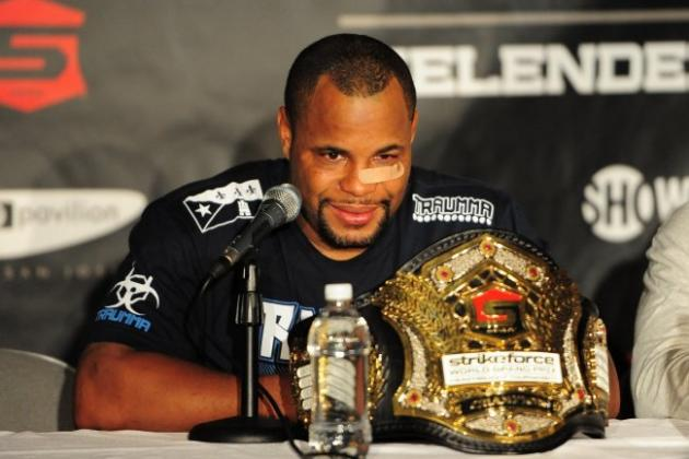 5 Strikeforce Imports We Can't Wait to See Fight Their 1st UFC Fight