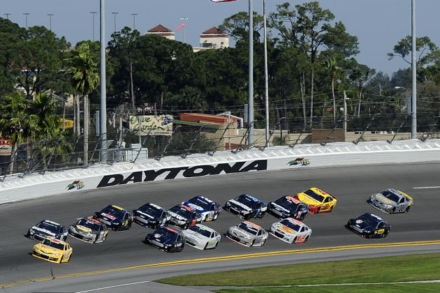 NASCAR's Top 20 Superspeedway Drivers