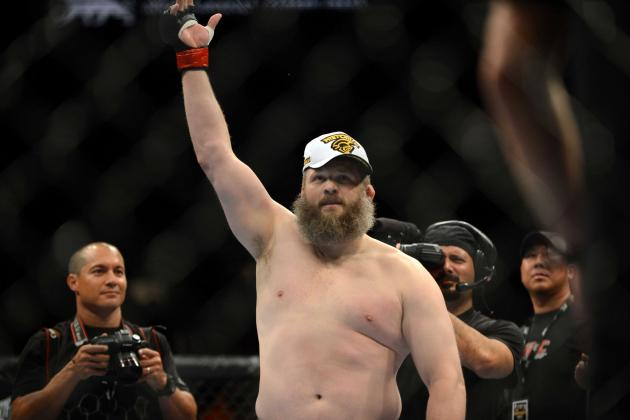 Roy Nelson vs Cheick Kongo: Head-to-Toe Breakdown