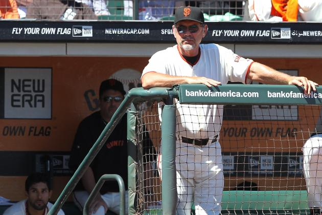 San Francisco Giants: 2013 Opening Day Starting Lineup and Rotation Predictions