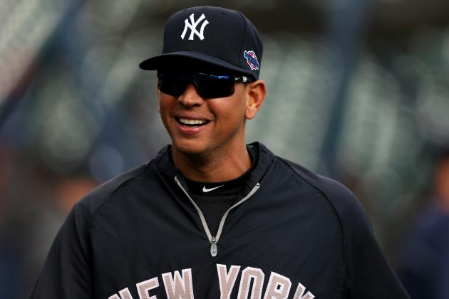 New York Yankees: 5 Players Who Won't Return in 2014