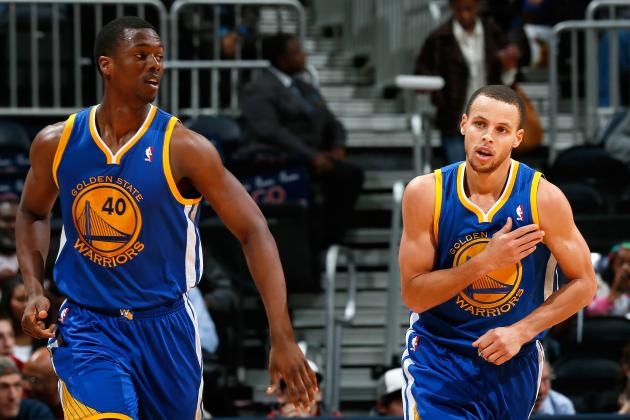 Golden State Warriors' Top 10 Plays of 2012-13 Season Thus Far