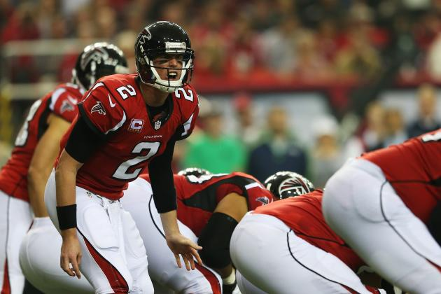 Atlanta Falcons: Position-by-Position Breakdown Heading into the 2013 Offseason