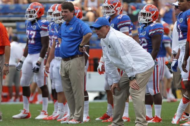 Florida Football Recruiting: Grading the Gators' 2013 Class
