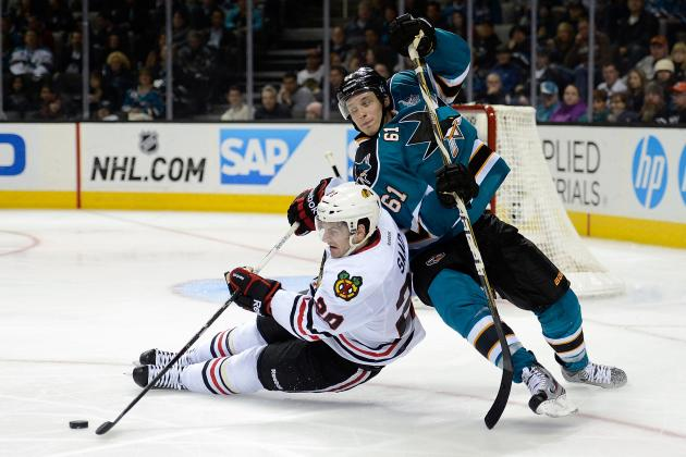 4 Observations from Chicago Blackhawks vs. San Jose Sharks