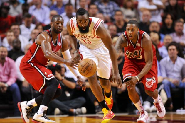 Houston Rockets vs. Miami Heat: Postgame Grades and Analysis