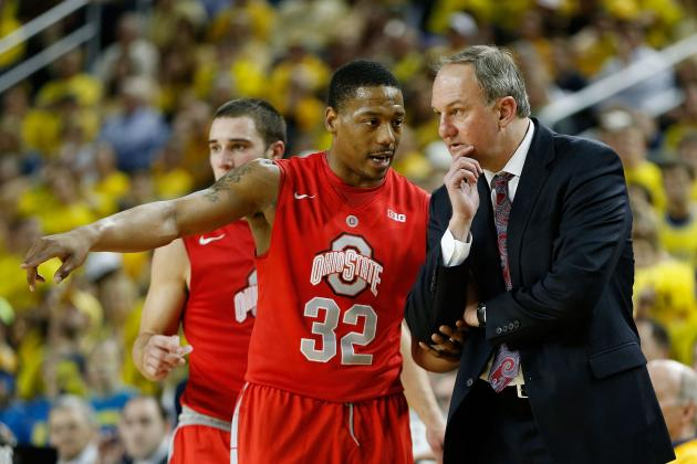 Ohio State Basketball: 10 Things We Learned from Buckeyes' Loss to Michigan