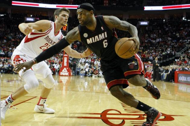 NBA Picks: Houston Rockets vs. Miami Heat