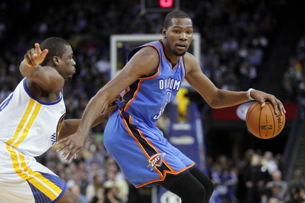 NBA Picks: Golden State Warriors vs. Oklahoma City Thunder