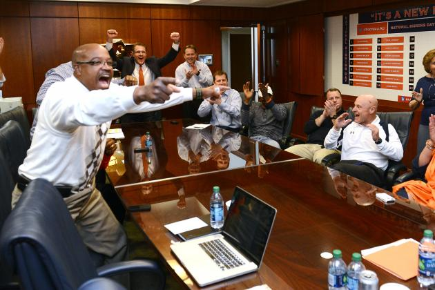 Auburn Football: The Good and Bad of National Signing Day