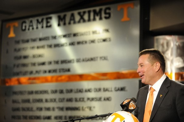Tennessee Football Recruiting: Grading Volunteers' 2013 Class