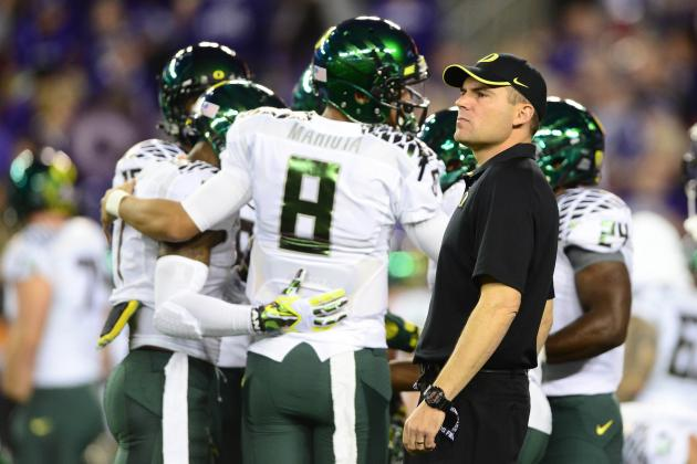 Oregon Football: Mark Helfrich Proves He Can Recruit With Big Boys