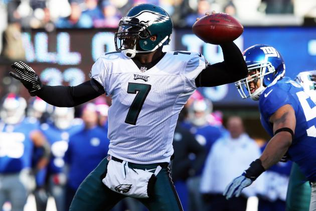 Where Will Michael Vick Play in 2013?