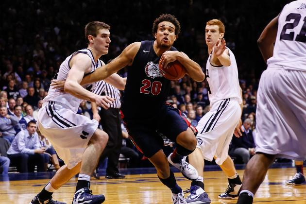 Gonzaga Basketball: Midseason Report Card for the Zags