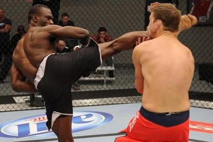TUF 17: Uriah Hall and the Craziest Spin Kick KOs in MMA History