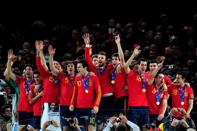5 Biggest Reasons Spain Remain Favorites at Brazil 2014