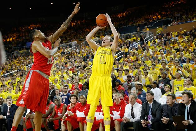 Michigan Basketball: 10 Things We Learned from the Win over Ohio State