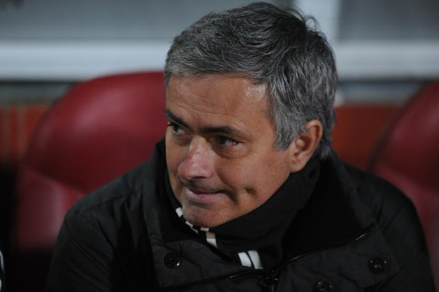 How Jose Mourinho Needs to Set Up Tactically to Beat Manchester United