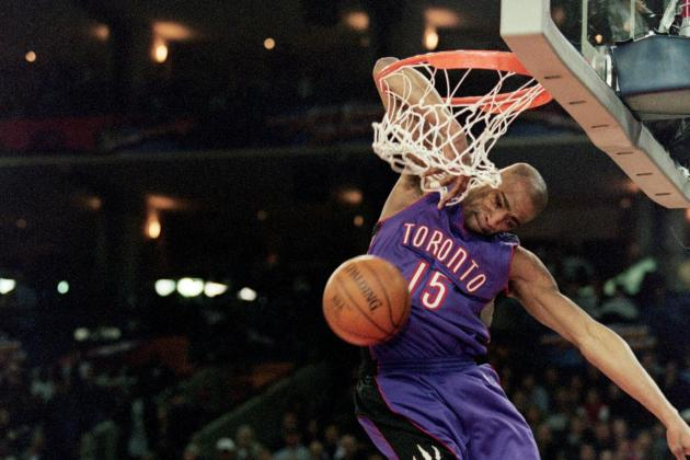 Power Ranking the 10 Greatest Dunk Contests of All-Time